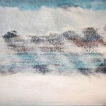 Vinter over fjellvegge  30x40 Sold